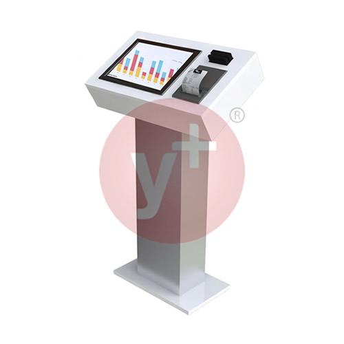 Kiosco para Monitor, Lector e Impresora de Ticket