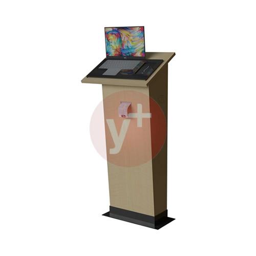 Kiosco para Toma de Turnos e Impresora de Tickets