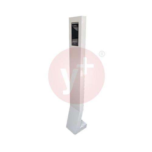 Pedestal para Toma de Temperatura y Control de Acceso